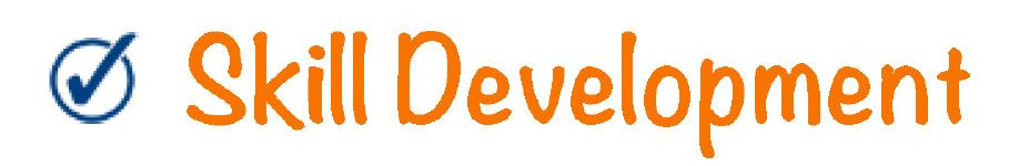 schoolpedia tick - SKILL-DEVELOPMENT