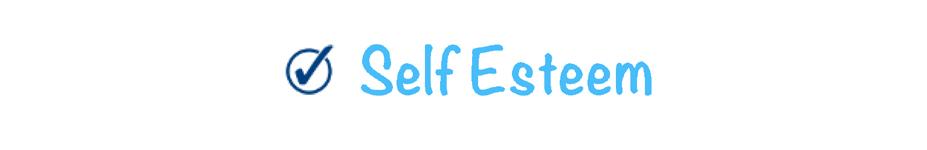 schoolpedia tick - Self-esteem